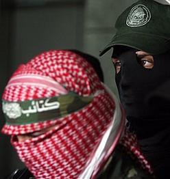 Hamas gunment in the gaza strip ap