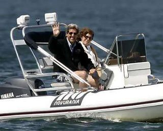 Kerry boat ride