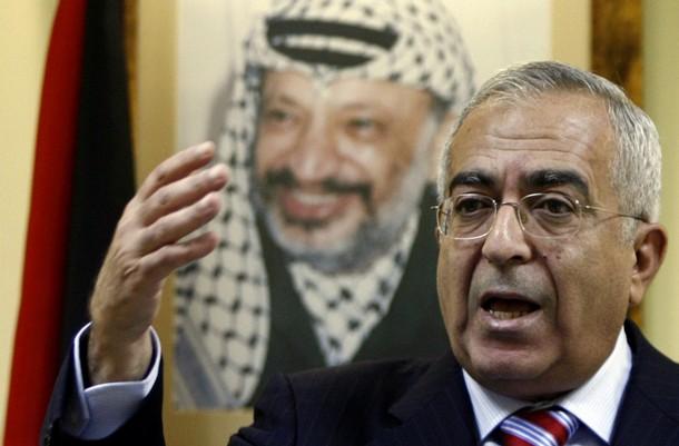 Fayyad press conf ramallah 120208