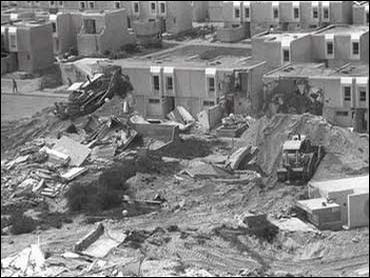 Yamit bulldozers