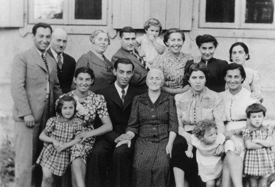 Three generations in vilna 1938-9