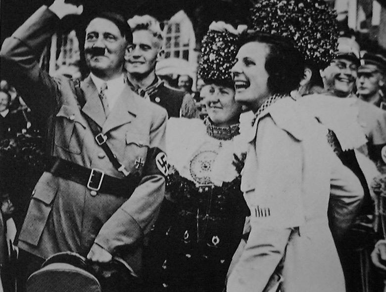 Riefenstahl w hitler