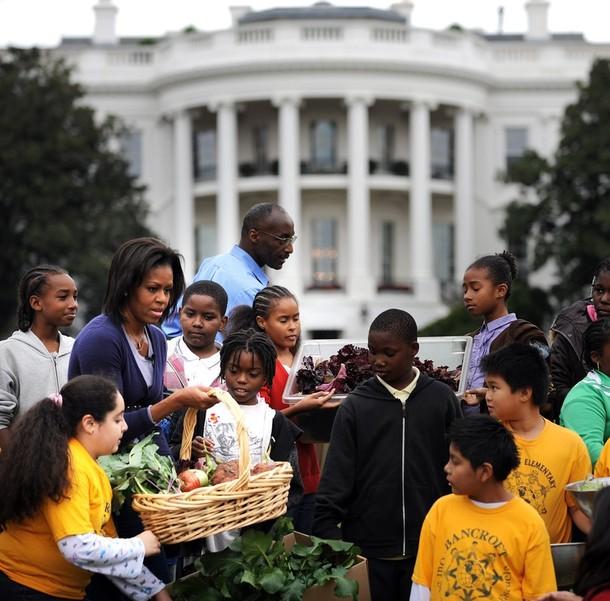 Michelle veggies kids 102909
