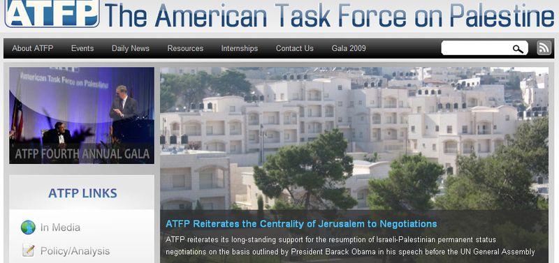 Atfp homepage 112909