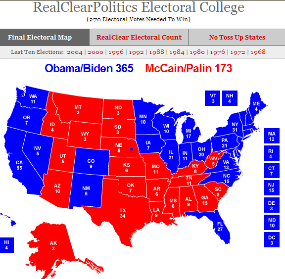 RCP 08 election map