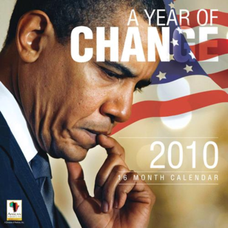 2010 calendar year of change
