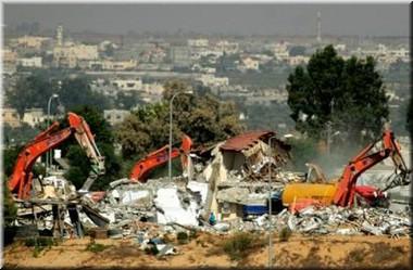 Expulsion 3 bulldozers