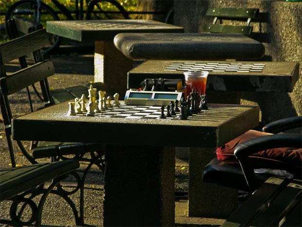Chess washington sq