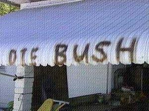Hialeah die bush