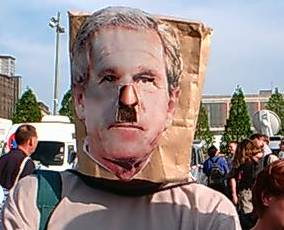 Bush hatred