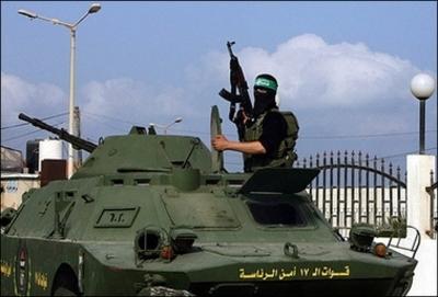 W stolen fatah US armed vehicle afp 061507