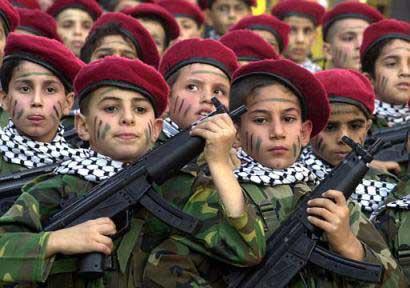 Hezbollah child unit