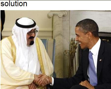 W saudi king 062910