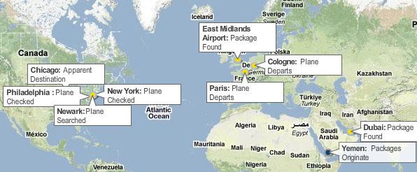 Pkgs map