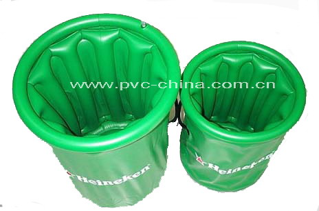 Green dustbin