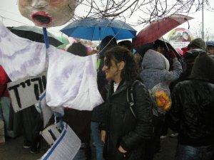 Tirzah protest sheik jarah
