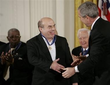 Sharansky medal2