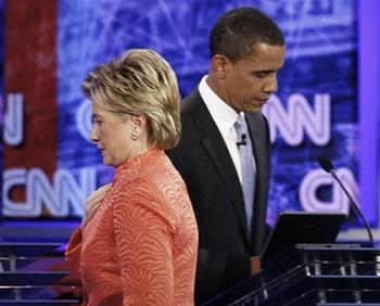 Clinton obama cnn