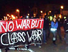No war but class war cropped