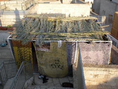 Sukkah jerusalem