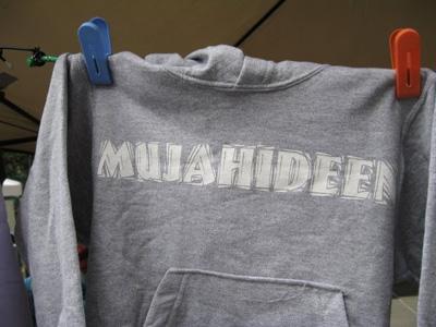 Mujahideen sweatshirt