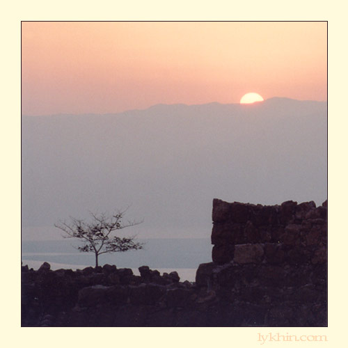 Sunrise israel
