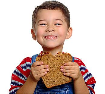 Cutekid-bread