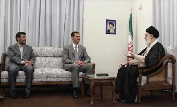 W ahmad w khamenei 080308