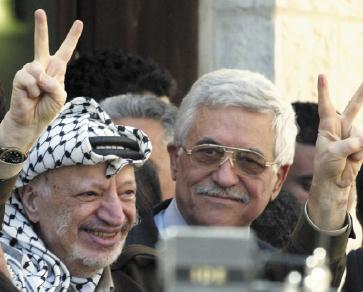 Abu mazen w arafat