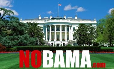 Nobama at white house