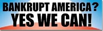 Bankrupt america yeswecan