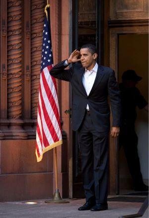 Hollow hand salute heartless pledge