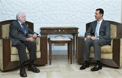 Large_Jimmy-Carter-Bashar-Assad-061109