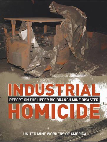 UMWA Industrial Homicide