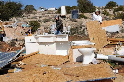 Evac mitzpei avichai bathroom