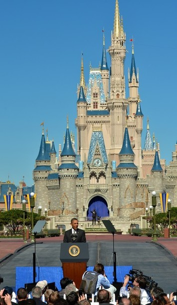 Disney world FL 011912