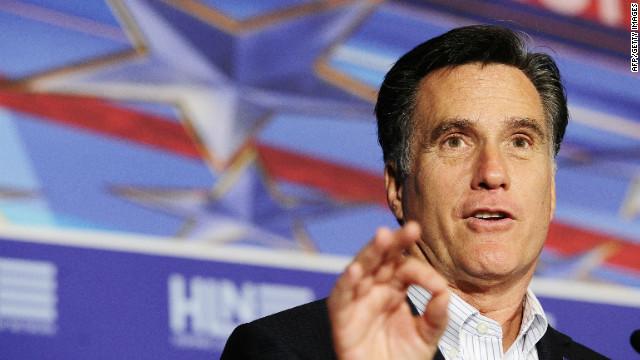 Romney okey donkey