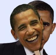 Obama-mask