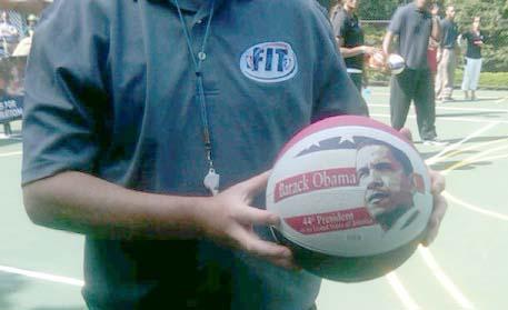 O basketball