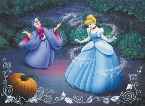 Cinderella riches