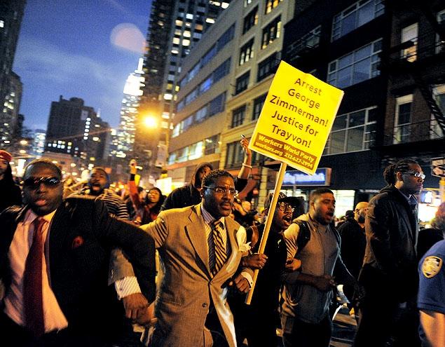Trayvon martin march