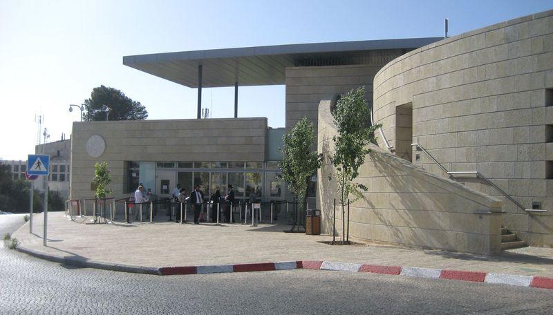 New consulate bldg
