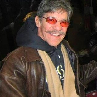 Geraldo race colored glasses