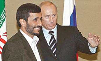 Ahmadinejad w putin no date cropped