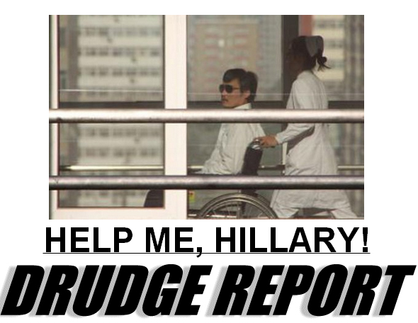 Chinese dissident DRUDGE