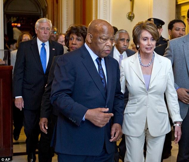 Democrats walk out 062812