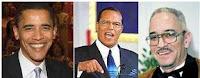 Obama farrakhan wright