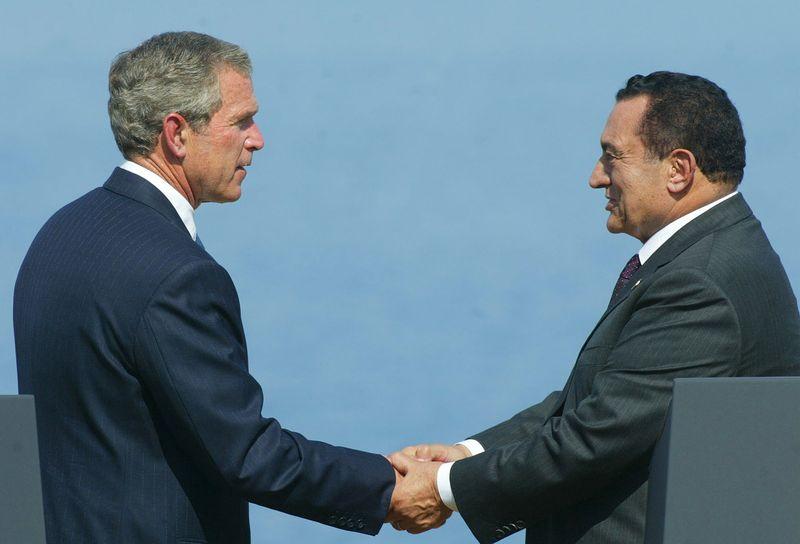W Mubarak