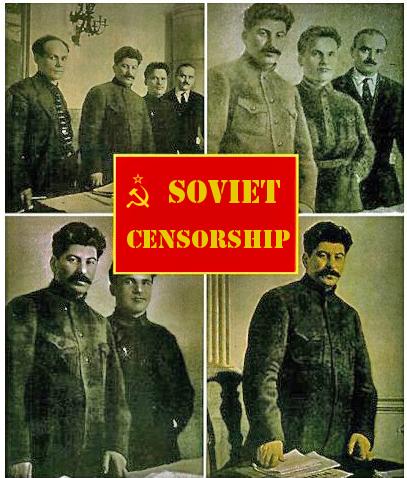 Soviet censorhip