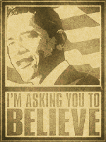 Asking you to believe